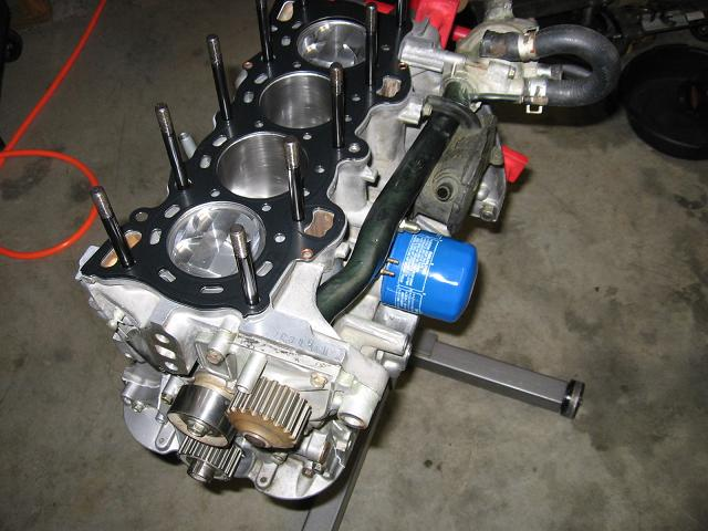 High Compression Turbo D16A6  Take 2 | Grassroots