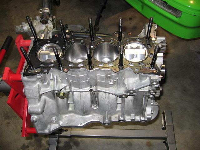 High Compression Turbo D16A6  Take 2   Grassroots Motorsports forum  